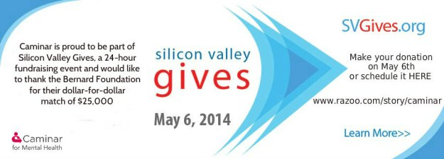 Silicon Valley Gives Coundown to May 6th, 2014